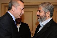 Gizlice gelip Erdoğan'la görüştü