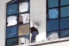 AK Parti'ye saldıran kişinin eşkali belirlendi