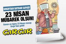 Gırgır'dan ilginç 23 Nisan yorumu