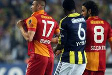 Galatasaray-Fenerbahçe derbi maçı haberleri