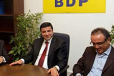 BDP'den beklenmedik ziyaret!