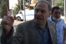CHP'li vekil polise öyle bir küfür etti ki!