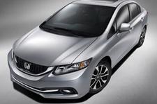 Honda Civic'e Amerikan makyajı