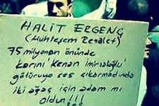 AK Parti'lilerin o pankartı twitter'ı salladı