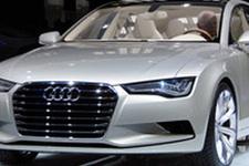 Hidrojen enerjili Audi A7 yolda