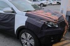 2015 Kia Sportage yakalandı