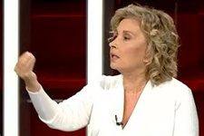 CNN Türk koridorları Nazlı Ilıcak'ın çığlıklarıyla inledi!