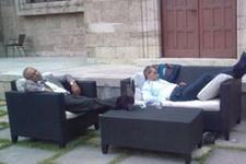 Uyurken görüntülenen vekilden tepki