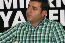 Demirtaş'tan canlı yayın kazası