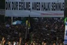 Diyarbakır Mursi'ye böyle destek verdi