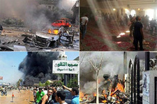 Cuma namazı sonrası patlama: 32 ölü!