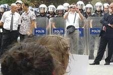 Suat Kılıç'ı protestoya 12 gözaltı