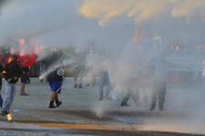 Ankara'da ODTÜ müdahalesi