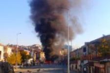 Tuzluçayır: Ankara'da cami ve cemevi protestosuna polis müdahalesi