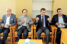 Sarıgül Öcalan'ı görünce...