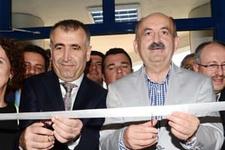 Belikdüzü'den açılışı Bakan Müezzinoğlu yaptı