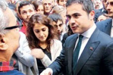 Vatandaş bakanı fena kızdırdı İZLE