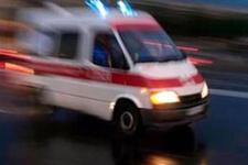 Gümüşhane'de feci kaza: 2 ölü, 3 yaralı
