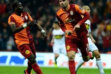 Juventus Galatasaray (GS) maç özeti-10.12.2013