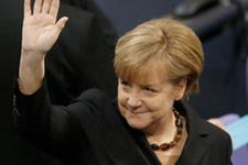 Angela Merkel Almanya yolcusu