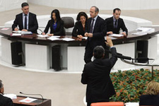 Meclis'te Fethullah Gülen kavgası