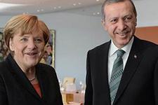 Merkel Erdoğan'ın çekiciliğine şerbetli!