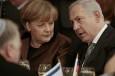 Merkel'den İsrail'e üst düzey ziyaret