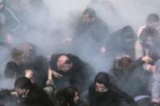 Ankara'da Berkin protestosuna müdahale
