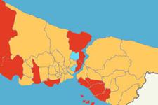 İstanbul ilçeleri seçim sonuçları! TIKLA GÖR