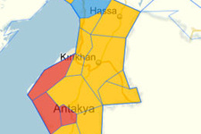 Hatay seçim sonuçları- Anadolu Ajansı seçim sonuçları Hatay