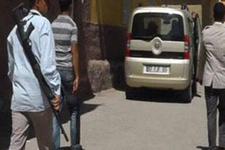Ceylanpınar sokaklarında silahlı adamlar!