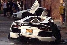 Lamborghini böyle ikiye bölündü!