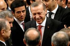 Erdoğan BDP'lilere o soruyu sorunca...