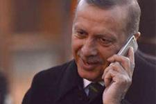 Erdoğan'dan Hamas liderine telefon