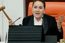Meral Akşener'in kafasının tası attı : Dakka bir gol bir!