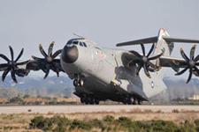 Menzil tanımayan A400M göreve hazır