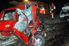 Bilecik'te trafik kazası: 2 ölü