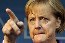 Merkel'den Erdoğan'a uyarı var