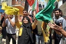 Filistinli bakanlar yemin etti