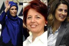 Yeni first lady yarışını kim kazanır?