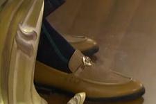 Adnan Hoca'nın ayakkabıları! Bu yüzden yönetmeni fırçaladı