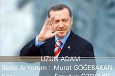 Murat Göğebakan'ın son şarkısı Uzun Adam