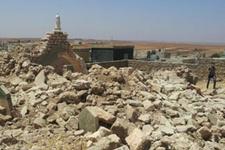 IŞİD sahabe mezarlığını bombaladı
