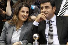 Demirtaş'ın eşi de seçim savaşına katıldı