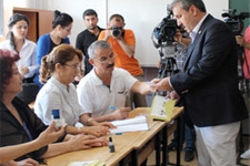 Destici'den partiden kopuş iddiasına cevap