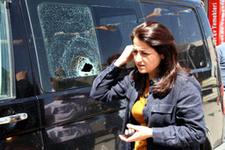 Van'da AK Partili vekile taşlı saldırı