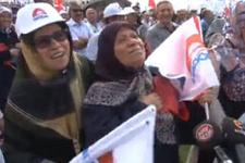 Teyzenin Erdoğan duası tık rekoru kırıyor!