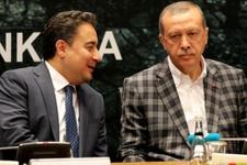 Ali Babacan'a Erdoğan'dan örtülü yanıt