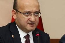 Yalçın Akdoğan'dan Ahmet Türk'e yanıt