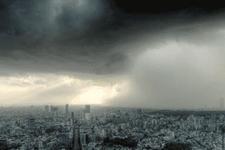 Hava durumuna dikkat çok şiddetli yağış